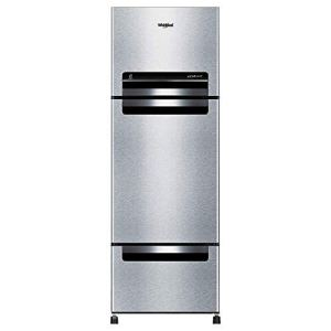 Whirlpool 260 L Frost-Free Multi-Door Refrigerator (FP 283D PROTTON ROY, German Steel)
