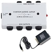 Custom Audio Japan AC/DC STATION VER.2