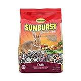Higgins Sunburst Gourmet Rabbit Food Mix, 6 Lbs, Large