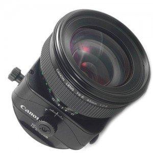 Canon Canon TS-E 45mm f/2.8 Tilt and Shift Manual Focus Lens - Grey Market