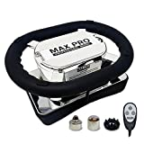 Daiwa Felicity Chiropractic Massager Professional Heavy Duty Rub Variable Speed Massager Max Pro Featuring a Large Vibrating Pad
