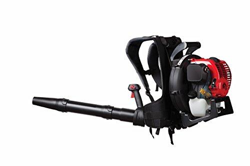Troy-Bilt TB4BP EC 32cc 4-Cycle Backpack Blower with JumpStart Technology