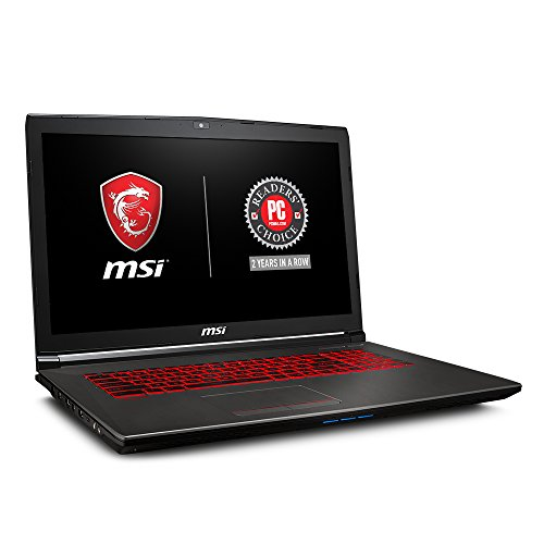 MSI GV72 8RE-007 Thin and Light Gaming Laptop