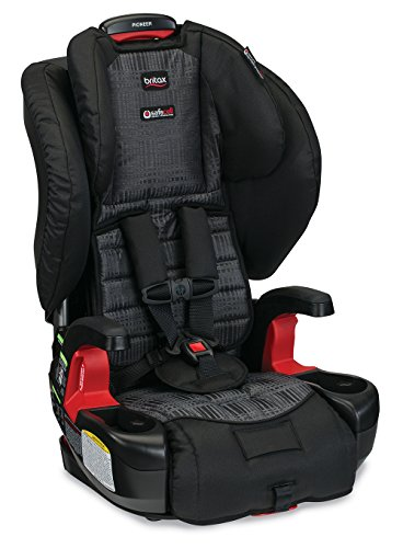 Britax Pioneer Combination Harness-2-Booster Car Seat, Domino