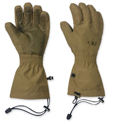 Outdoor Research Firebrand Gloves, Coyote, Large