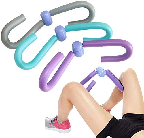 HORKEY Thigh Master Trainer Exerciser, Thigh Trimmer Leg Exercise Thin Legs Training Device Weight Loss Home Gym Trainer Equipment for Women and Men 6