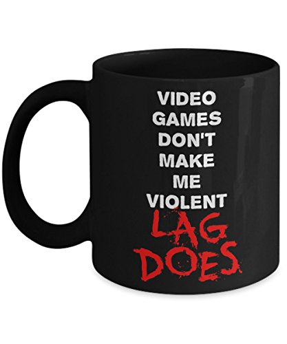 Video Games Don T Make Me Violent Lag Does Funny Black