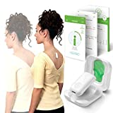 Upright GO 2 New Posture Trainer and Corrector for Back | Strapless, Discrete and Easy to Use | Complete with App and Training Plan | Back Health Benefits and Confidence Builder