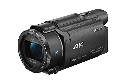 Sony-FDRAX53B-4K-HD-Video-Recording-Camcorder-Black