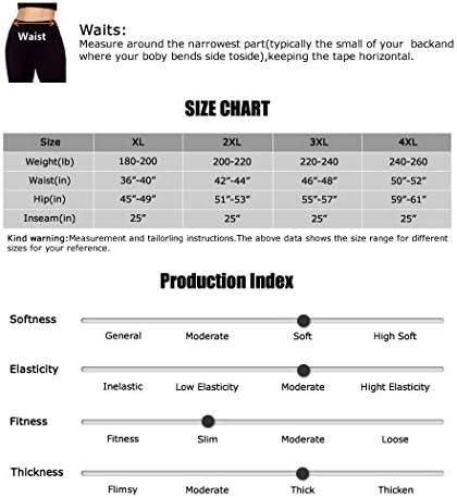 YOHOYOHA Women's Yoga Pants Plus Size Breathable Mesh Splice Tummy Control Best Long Workout Fitness Pants for 4 Way Stretch 7