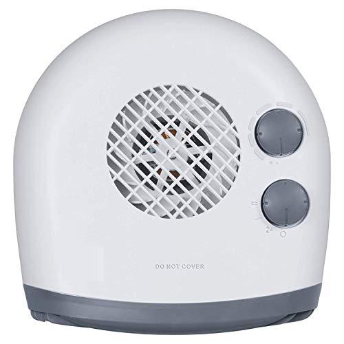 417XoRDrQyL - STARVIN IS Laurels Heat Blow Happy Noiseless Room Fan Heater || Make in India || Model 432 || M-11M523 | Multicolour