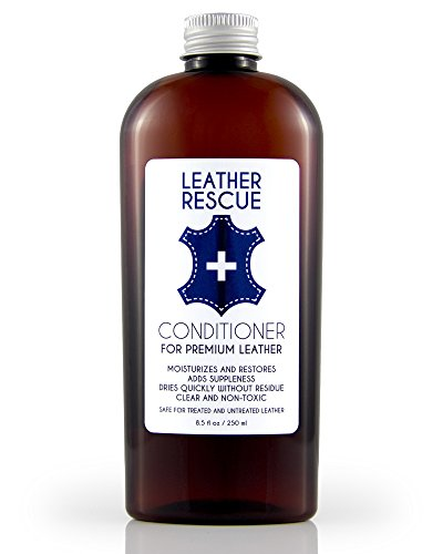 3. Leather Rescue Leather Conditioner and Restorer