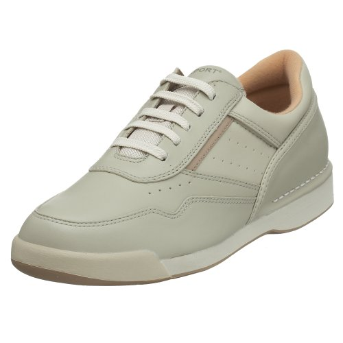 Rockport Men's M7100 Pro Walker Walking Shoe,Sport White/Wheat,11 D(M) US