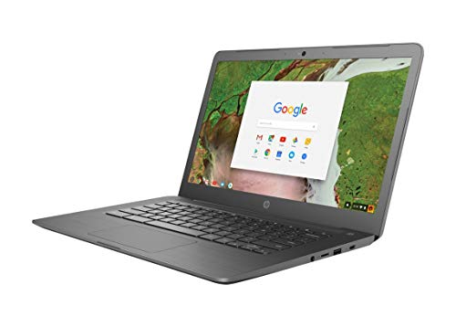 2018 HP 14 Chromebook 14' HD Touchscreen Widescreen Laptop Computer, Intel Celeron N3350 up to 2.4GHz, 4GB Memory, 32GB eMMC Flash Memory, 802.11ac, Bluetooth, USB-C 3.1, No Optical Drive, Chrome OS