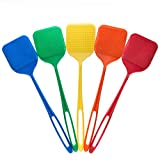 Smart Swatter Fly Swatter | Picks UP The Bug w/ 904 Spikes | 2 Pack Variety | Patented & Made in The USA | Insects, Bugs and Fly Killer