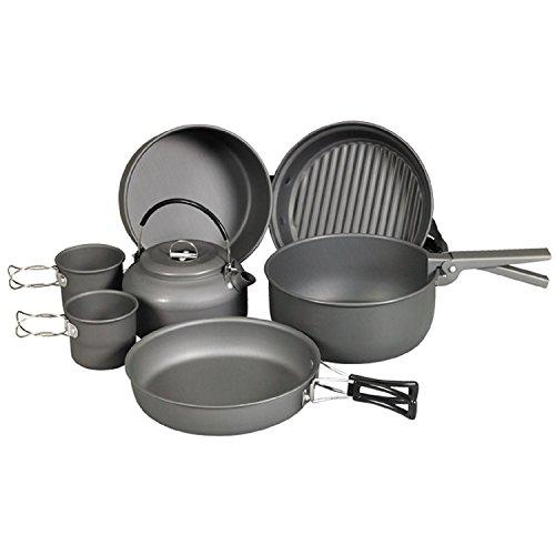 4011635 NDuR - Kit de 9 piezas para desorden de cocina con hervidor