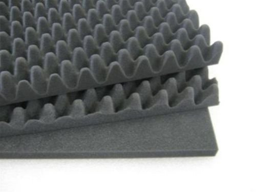 Pelican 1720 3 piece convoluted foam set