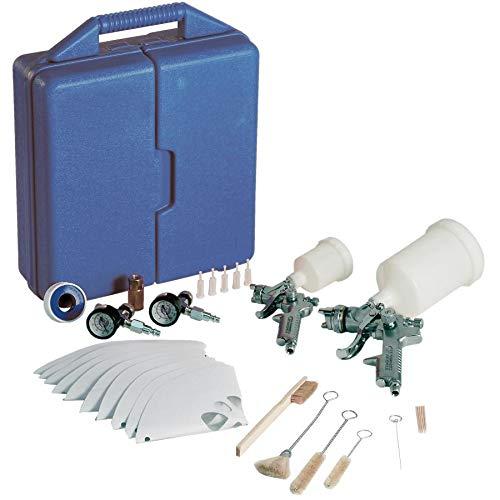 Campbell Hausfeld Paint Spray Gun Kit Gravity Feed (CHK005CCAV),