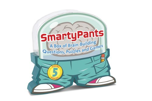 Melissa & Doug Smarty Pants 5th Grade Card Set -