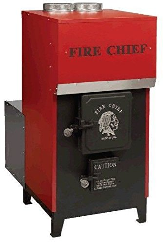 Fire Chief FC1700 Indoor Wood Burning Furnace