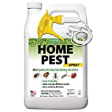 Harris New Green Home Insect Killer, Gallon Spray with Odorless & Non Staining Residual Formula - Kills Ants, Bed Bugs, Roaches, Spiders, Stink Bugs, Fleas, Mosquitos, Pantry Moths, Flies & More