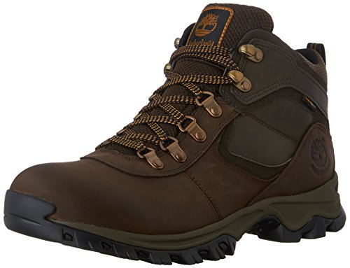 Timberland Men's Mt. Maddsen Hiker, Brown, 8 M US