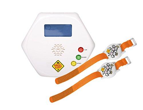 Angel Alert Wireless Pool Guardian and Boundary Alarm- GT-ADA100-2B