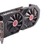 XFX Radeon RX 580 GTS XXX Edition 1386MHz OC+, 8GB GDDR5, VR Ready, Dual BIOS, 3xDP HDMI DVI, AMD Graphics Card (RX…