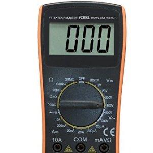 VICTOR YITENSEN-PAKRITE(R) DIGITAL MULTIMETER VC830L