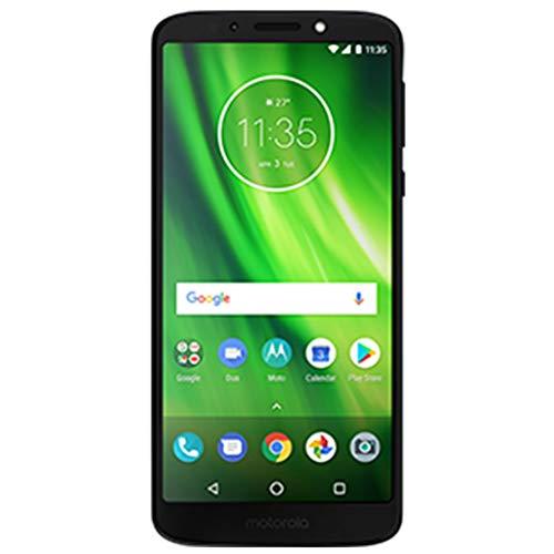 Motorola Moto G6 (32GB, 3GB RAM) Dual SIM 5.7' 4G LTE (GSM Only) Factory Unlocked Smartphone International Model XT1925-2 (Deep Indigo)