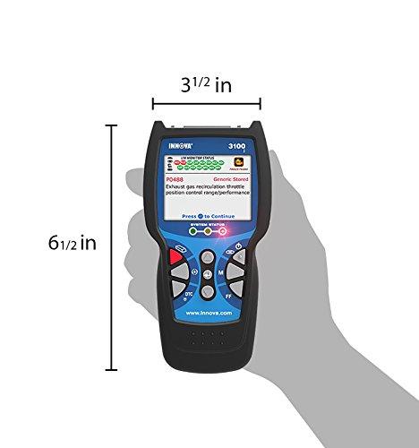 innova 3100j diagnostic code reader