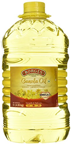 Borges Canola Oil, 5L | Buy All-in-one cooking oil from Borges