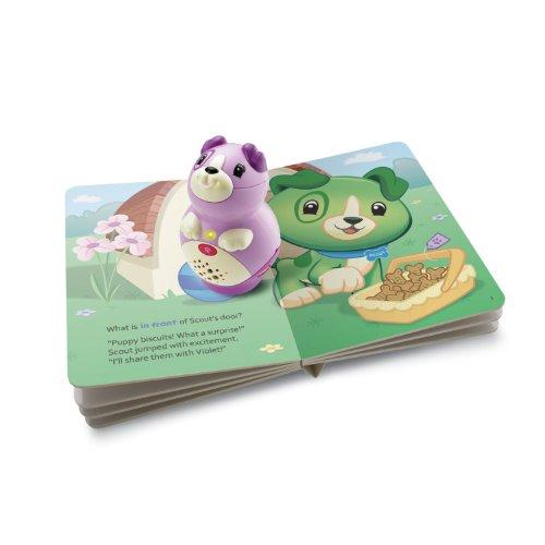 LeapFrog LeapReader Junior Book Pal, Violet