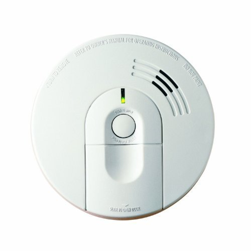 Kidde i4618 Firex Hardwire Ionization Smoke Detector with Battery Backup (6 Pack)