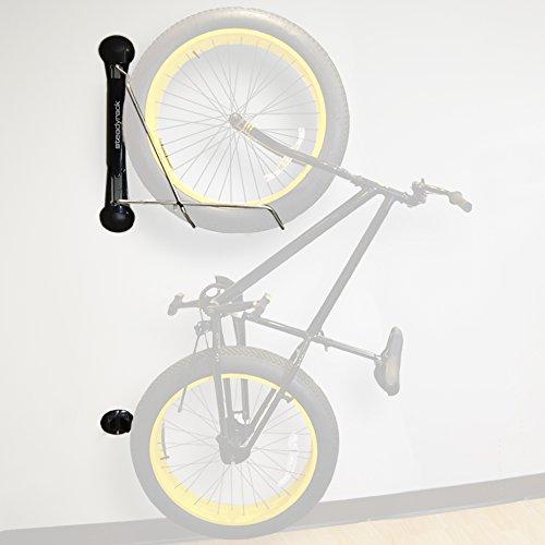 Steadyrack Fat Rack - Wall-Mounted Bike Storage Solution