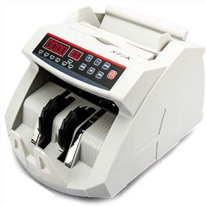 Currency Counting Machine with Fake Note Detector