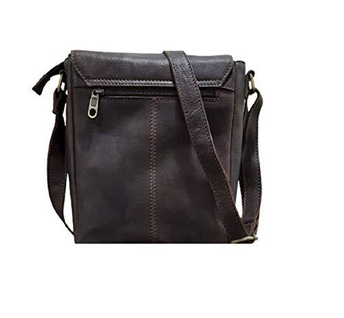 419%2BH9%2B9j3L - Anirox International Regal Sling Bag, Sling Bag for Travel, Sling Bag for Men,Sling Bag for Women, Side Bag for Girls, Side Bag for Men, Messenger Bag, Tablet Bag Brown Bag