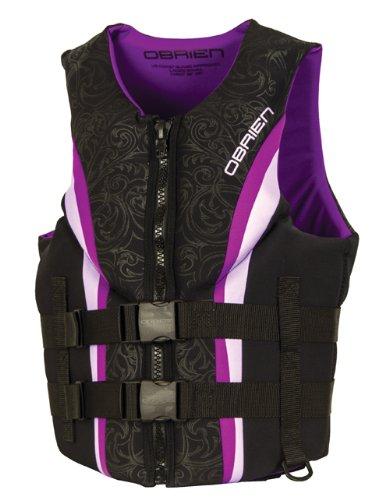 O'Brien Women's Impulse Neo Life Vest, Purple, Medium