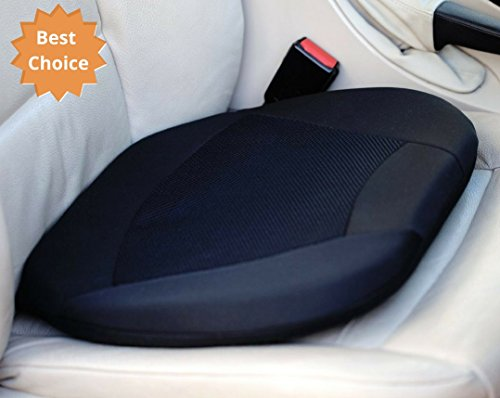 Kenley Car Gel Seat Cushion Memory Foam
