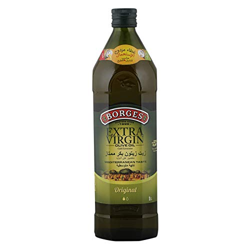 Borges Extra Virgin Olive Oil 1L Glass | Buy @Amazon