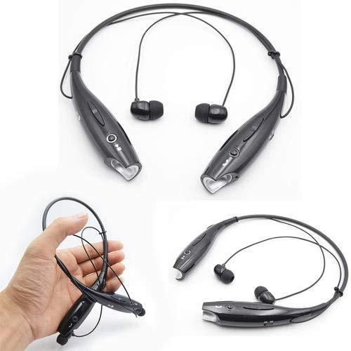 4195fddZUhL Neckband Bluetooth Headphones HBS-730 Earphone Wireless Headset with Mic for All Smartphones