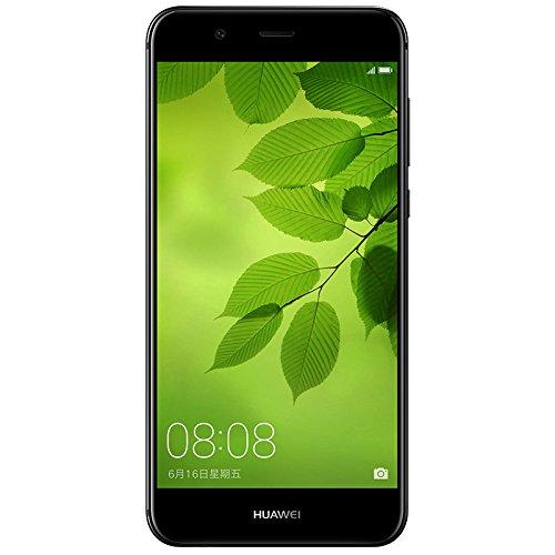 HUAWEI Nova 2 Plus BAC-AL00 5.5 inch Kirin 659 Dual 12 MP + 8 MP (4GB+128GB) Smartphone (Obsidian Black)