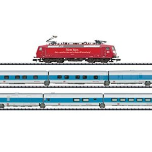 NIGHT TRAIN TO THE HOMELAND TRAIN SET — GERMAN RAILROAD DB AG (ERA V) 419Bj3odckL
