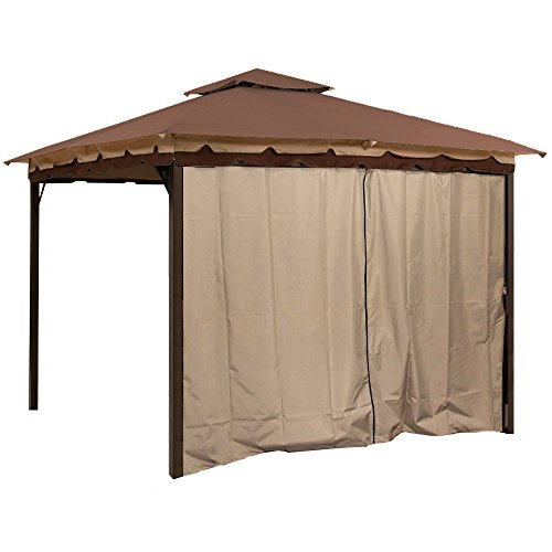 Allen Roth Gazebo To Complete Your Backyard Paradise