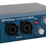 2-Person-Podcast-Podcasting-Kit-wAUDIOBOX-USB-96HeadphonesMicsDesk-Stands