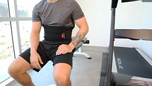 Mcdavid Waist Trimmer Belt, Waist Trainer, Promotes SWEAT & WEIGHT LOSS in Mid-Section, Sold as Single unit 4