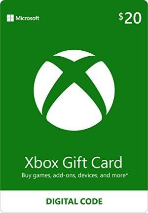 Xbox Gift Card [Digital Code]