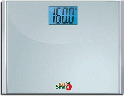 EatSmart Precision Plus Digital Bathroom Scale with...