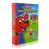 Clifford the Big Red Dog - Learning 3 Pack Learning with Clifford is BIG fun Age Rating:4 -6