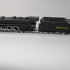 Mehano, 23014 Loco 4-6-4 Hudson NKP, Train Model, H0 Scale 419aoTMWSZL